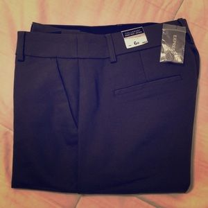 Express Barely Boot Dress Pant